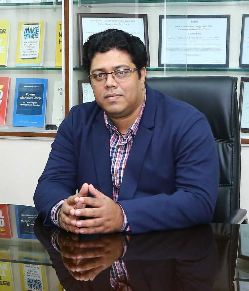 Dr. Debapratim Purkayastha: A Relentless Highflyer & Leader Creating Future, IBS, Hyderabad